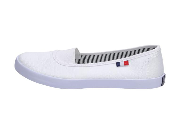 SLIP ON Baleriny damskie AMERICAN CLUB LH88 WT