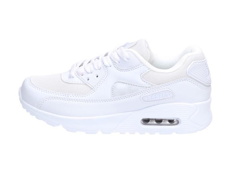 Białe buty damskie sportowe RAPTER B726