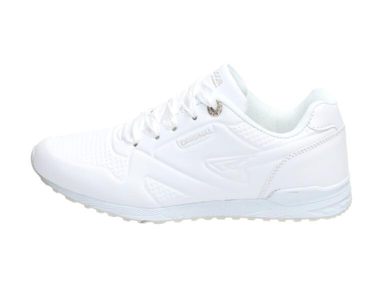 475fd045 Białe sportowe buty damskie BADOXX 7520