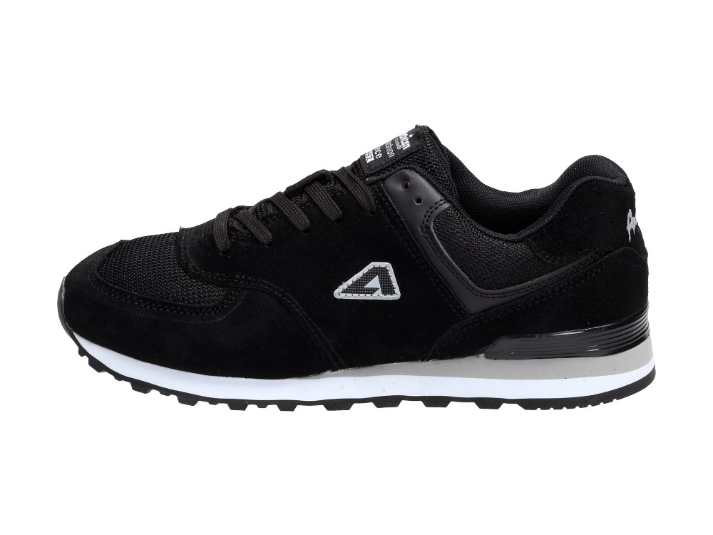 Sportowe buty damskie AMERICAN CLUB HA28 BK
